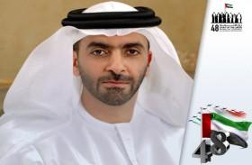 سيف بن زايد: يوم الاتحاد يوم تاريخي راسخ في ذاكرة الإماراتيين ووجدانهم