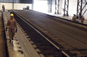 مصر تفرض رسوما وقائية على واردات الحديد