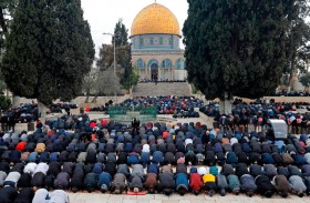 الخارجية الفلسطينية تدين اقتحام الأقصى