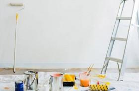 تعرفوا على طريقة تنظيف الجدران من الألوان