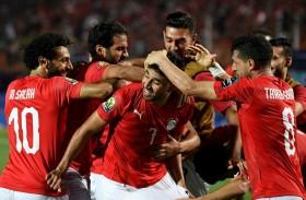احتفالات مصرية بالبداية الإيجابية بكأس الأمم