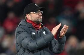 كلوب: ليفربول لن يتراجع بعد حسم لقب الدوري الإنجليزي
