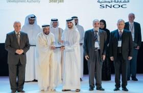سلطان القاسمي يشهد انطلاق أعمال مؤتمر الشارقة الدولي للطاقة المستدامة والمتجددة لحماية البيئة