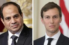كوشنر: السيسي دمر الإخوان وأنقذ مصر