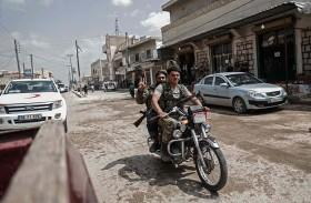 القوات الحليفة لتركيا تواصل النهب في عفرين