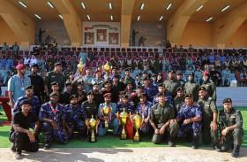 تتويج«المهام الخاصة»ببطولة القائد العام لشرطة أبوظبي للرماية 2017