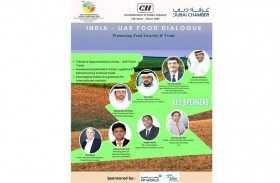 غرفة دبي تناقش الفرص الاستثمارية في مجال الأمن الغذائي بين الإمارات والهند
