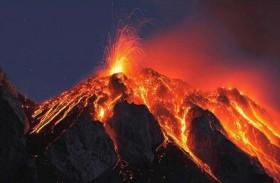 بركان هائل قد يقتل 100 مليون إنسان