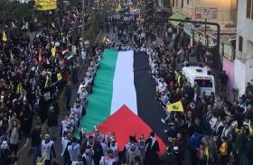 الاحتجاجات تتواصل في العالم بشأن القدس المحتلة