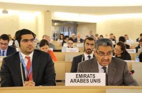 الإمارات تؤكد أن الحل السياسي يبقى الخيار الأنجع لإنهاء النزاع في سوريا
