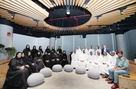 دبي الذكية تبتعث أبطال السعادة في برنامج تدريبي لجودة الخدمات بمعهد