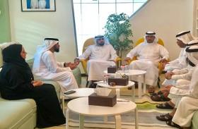 فريق مودة ورحمة في محاكم دبي يعقد اجتماعاً لمناقشة مبادرات 2018 لخفض نسبة الطلاق