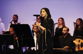 دائرة الثقافة والسياحة – أبوظبي تنظم حفل تخرج لفنانة من قسم الأصوات في بيت العود