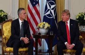 ماذا لو قرر دونالد ترامب مغادرة الناتو عام 2020...؟