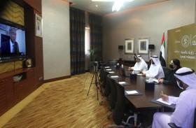 غرفة الشارقة تبحث مع القنصل الكوري الجنوبي سبل تعزيز التعاون الاقتصادي وأهم الفرص الاستثمارية بين البلدين