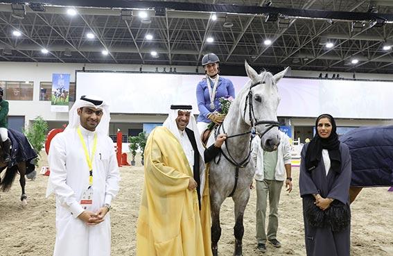 السعودية في صدارة فرق فروسية عربية السيدات والإمارات ثانياً ومصر ثالثاً