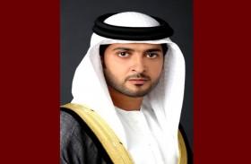 عبدالعزيز بن حميد النعيمي :  دولتنا تمضي بخطى ثابتة نحو الريادة