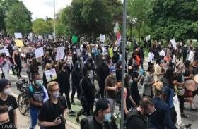 فلويد جديد .. المظاهرات ضد العنصرية تمتد إلى كندا