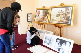 أنشطة متنوعة لنادي تراث الإمارات في مهرجان الظفرة 2019
