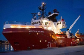 سفينة انقاذ المهاجرين تستعد للعودة الى ليبيا