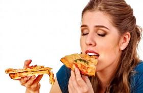 سوار يجبرك على التوقف عن الأكل