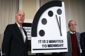 علماء يقدّمون ساعة القيامة