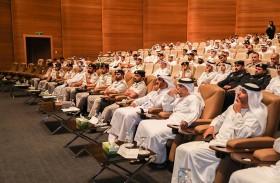شرطة أبوظبي تستضيف محاضرة «الابتكار في وكالة الإمارات للفضاء»