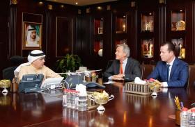 ألمانيا تبدي اهتماما بمشروعات دبي الرائدة في مجال الطاقة النظيفة والمتجددة