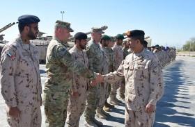 انطلاق التمرين المشترك «الاتحاد الحديدي 6» بين الإمارات وأمريكا