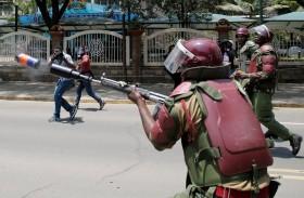 اتهام شرطة كينيا بقتل 33 شخصا بعد الانتخابات