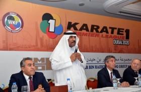 دورة دولية لحكام الكاراتيه في دبي