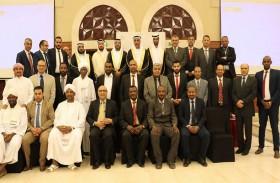 وفد جهاز أبوظبي للرقابة الغذائية يتفقد المشاريع الإماراتية في السودان