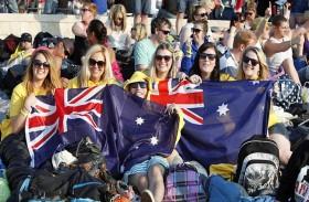 الأستراليون يتجهون شمالاً دون قصد