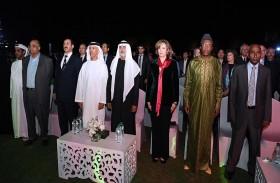 نهيان بن مبارك يحضر احتفالية «جسور» بمناسبة اليوم الوطني