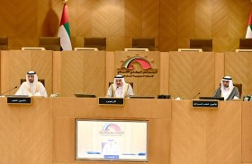 المجلس الوطني الاتحادي يوافق على مشروعي قانونين اتحاديين
