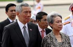 سنغافورة: نزاع عائلي على رأس الدولة ...!