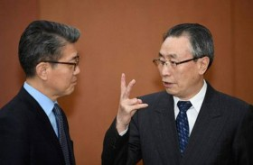 المبعوث الصيني يبدأ محادثات مع كوريا الشمالية