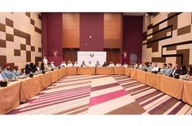 اللجنة العليا لـ آيسنار أبوظبي 2020 تستعرض آخر الاستعدادات للحدث العالمي