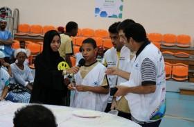 «هيئة تنمية المجتمع» تختتم مشاركتها في فعاليات البرنامج الصيفي لنادي دبي لأصحاب الهمم