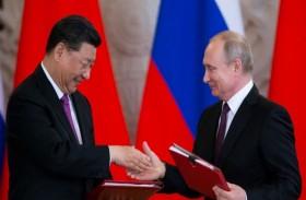 العلاقة العسكرية بين روسيا والصين...حجمها وقوتها