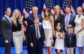 ترامب: فاتورة حماية  الأسرة الموسّعة باهظة جدا..!