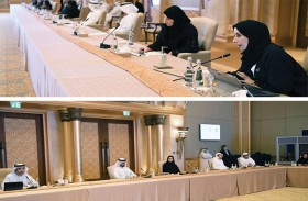 الطوارئ والأزمات وعلماء الإمارات يعقدان اجتماعا لاستعراض الحلول العلمية لاحتواء الفيروس