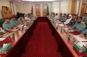 الشعفار يترأس اجتماع اللجنة العليا للأمن الداخلي