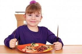 ما أنواع الأسماك المناسبة كغذاء للأطفال؟