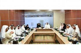 لجنة شؤون التعليم والثقافة والشباب للوطني الاتحادي تواصل مناقشة موضوع سياسة المجلس الوطني للإعلام