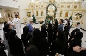 وزارة الثقافة وتنمية المعرفة تنظم جولة في حي القاسمية بالشارقة ضمن فعاليات كتاب أماكن التعايش في الإمارات
