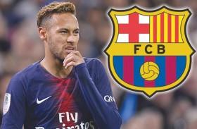 هل يلجأ برشلونة إلى نيمار  لتجاوز صدمة بلباو؟