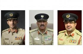 انطلاق حفل تخريج أكاديمية شرطة دبي في  «كوكاكولا أرينا» اليوم