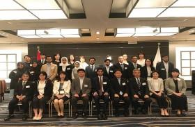 مركز اليابان للتعاون الدولي يشارك في تطوير المواهب الإماراتية في تخصصات الهندسة والطاقة المتجددة والتقنيات الخضراء