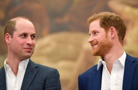 الأمير ويليام ينتقم من هاري